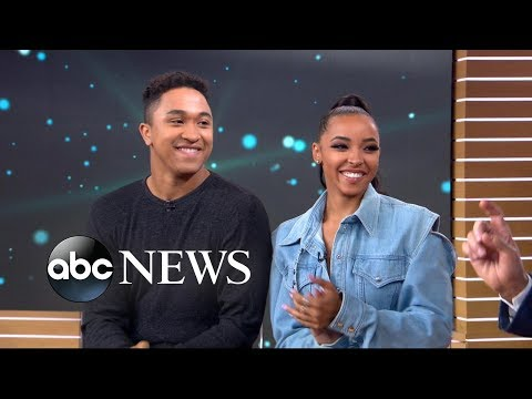Booted 'Dancing With the Stars' couple shows secret handshake