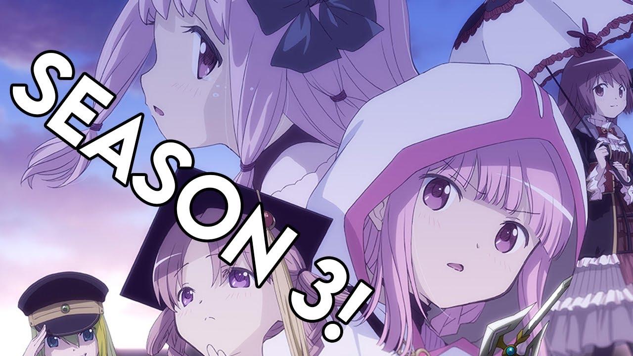 3rd Season of Magia Record Announced as Final Season + Season 2 Begins July  31st! - YouTube