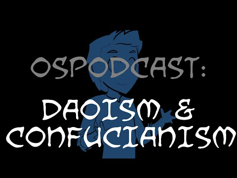Overly Sarcastic Podcast: Blue Talks Daoism and Confucianism