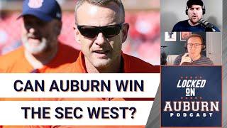 Auburn football, Bo Nix beat the Arkansas Razorbacks   Auburn Tigers Podcast
