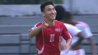 DPR Korea 3-1 Oman (AFC U16 Malaysia 2018 : Group Stage)