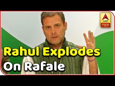 Rahul Gandhi Explodes On Modi Govt After SC Judgement On Rafale Deal: 2019 Kaun Jeetega | ABP News