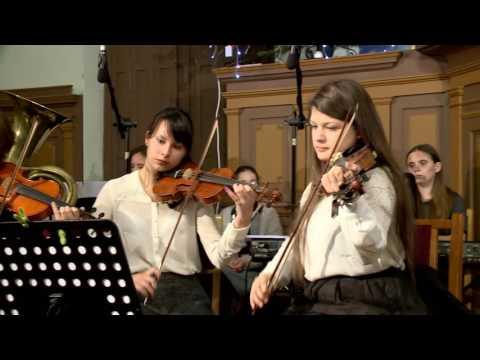 Tuomas Holopainen (Nightwish): Lifetime of Adventure – Unitarian College Choir cover, Kolozsvár/Cluj