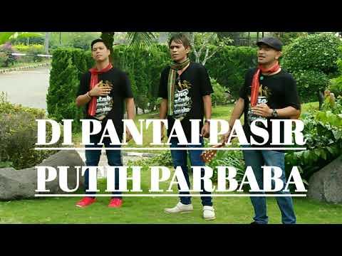 DI PANTAI PASIR PUTIH PARBABA Lagu Batak modern REAL VOICE (official video music liryk)