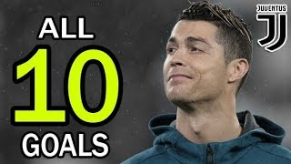Cristiano Ronaldo ● All Goals vs Juventus | 2013 - 2018