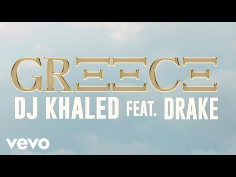 DJ Khaled - GREECE (Official Visualizer) - ft. Drake