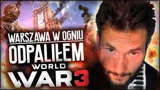 JAK rozpętałem WORLD WAR 3   WARSZAWA i czołgi na CENTRALNYM