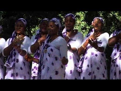 Déba des femmes de Mayotte - Festival des musiques sacrées de Fès 2009