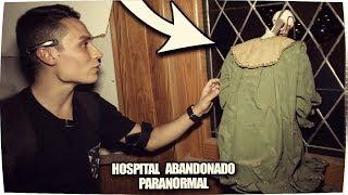 ✔ Visitando HOSPITAL ABANDONADO PARANORMAL ! - Exploracion Urbana Lugares Abandonados en España