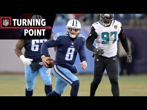 Mariota Scampers the Titans Into the Playoffs (Week 17) | NFL Turning Point