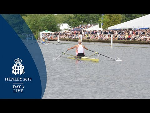 Day 3 - Full Replay | Henley 2018