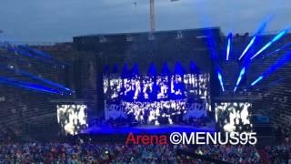Renato Zero - Non dimenticarti di me - Vivo - Alt! Arena Arrivo 01/06/2016