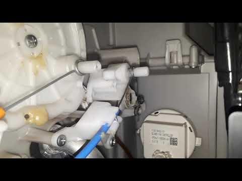 Mazda 3 BM. Не работает печка.