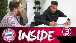 This is how the FC Bayern Stars learn German - Part 3 | Inside FC Bayern