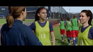 FIFA19 The Journey Champions | #11 U.S.A Vs FRANCE