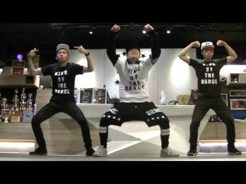 IP TV -  KRUMP Choreography / KING OF THE DANCE vol.2