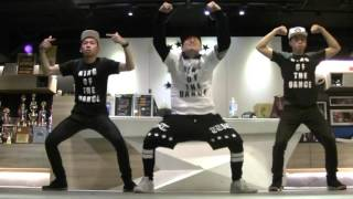 IP TV -  KRUMP Choreography / KING OF THE DANCE vol.2