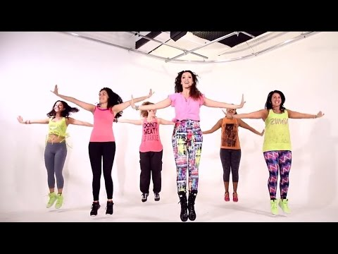 Zumba HIgh Official choreography by Francesca Maria and Zins worldwide