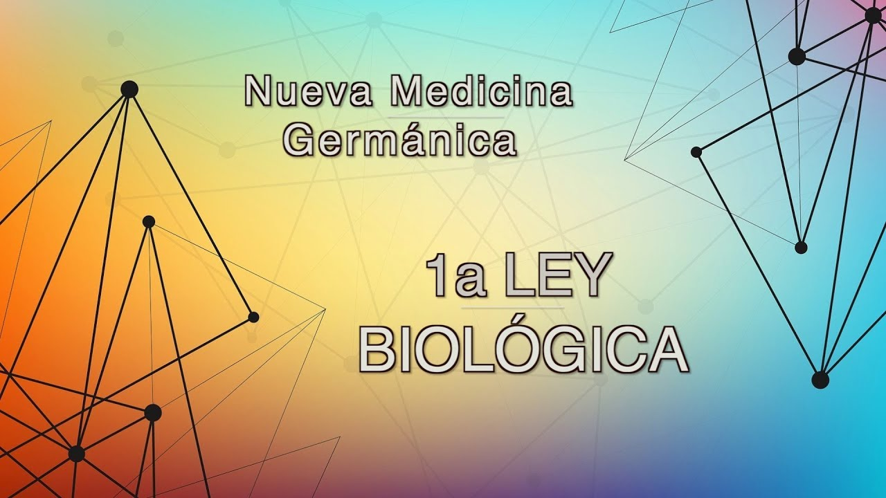 1a Ley Biologica   Nueva Medicina Germanica