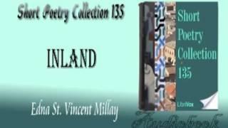 Inland Edna St Vincent Millay Audiobook