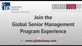 Global Senior Management Program Generic Video