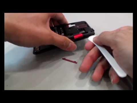 HTC J repair fix isw13ht z321e