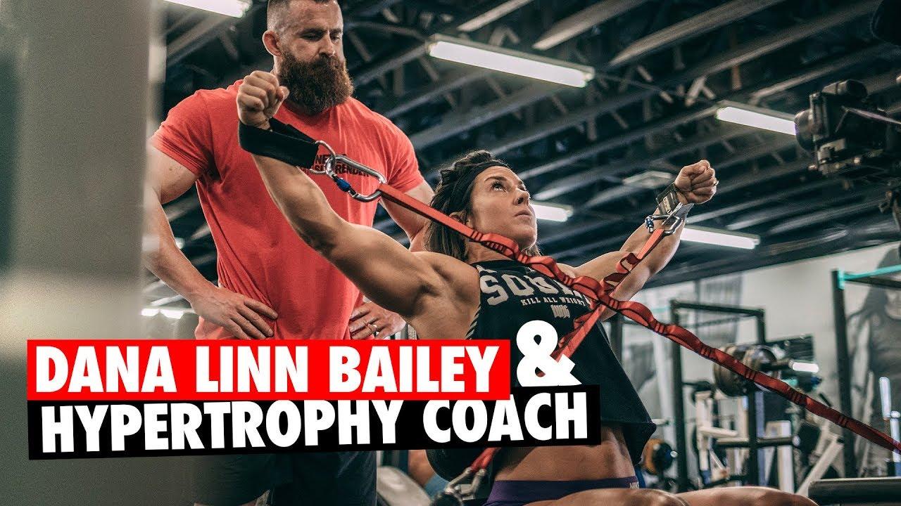 DANA & ROB BAILEY vs  HYPERTROPHY COACH | Lift Factory, Las Vegas