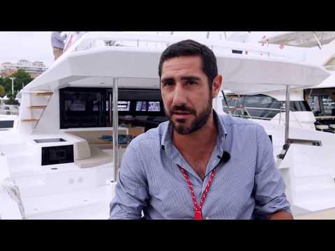 Dufour 48 Catamaran -World Premiere!