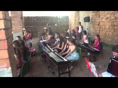 Grease II, Estades Musicals 2012