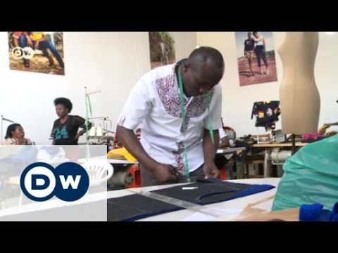 Clothes from Uganda challenge Asian goods | Made in Germany