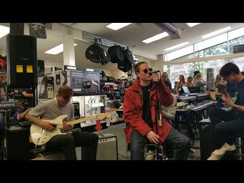 The Story So Far: Clairvoyant acoustic live @ Bananas at Large 5/15/18