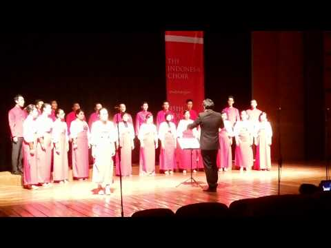 The Indonesia Choir - Andai Aku Bisa