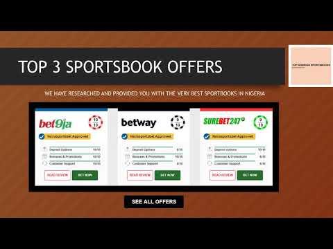 Find the Top Nigeria Sport Betting Online