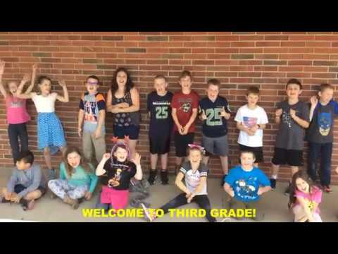 TES - Welcome To Third Grade (2018-2019)