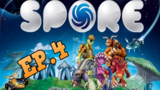 Spore Ep.4: Rollin with my crew!