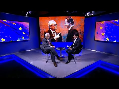Lord David Owen on Restructuring the EU and Saving Syria