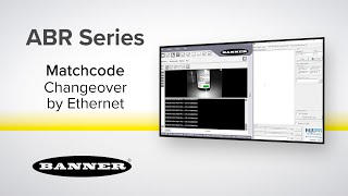ABR Series Expert Training: Matchcode Changeover by Ethernet