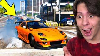 COMPREI MEU PRIMEIRO CARRO DE DRIFT NO GTA 5!! (DLC Tuners)