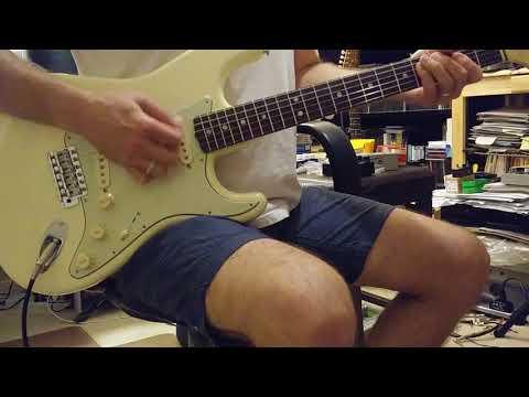 Fender American Original '60s Stratocaster Olympic White (2017)