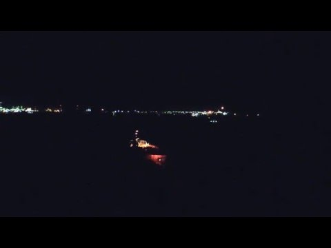 The Turkish Straits in the night Vessel Traffic Service (TSVTS)