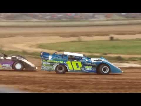 Nevada Speedway Late model Heat Race. 8/11/18