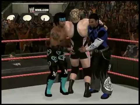 WWE SmackDown vs. RAW 2010 11/15/09 10:23