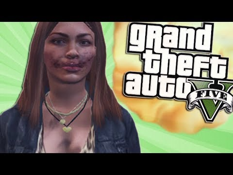 GTA 5 Funny Moments: Super Glitchy Lobby!...