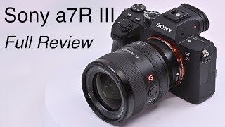 Sony Alpha A7R III Mirrorless Full Frame Camera price in