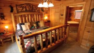 Cody's Log Cabins In Branson: Wilderness Retreat Log Cabin