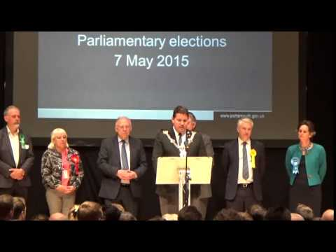 Portsmouth South - General Election Declaration