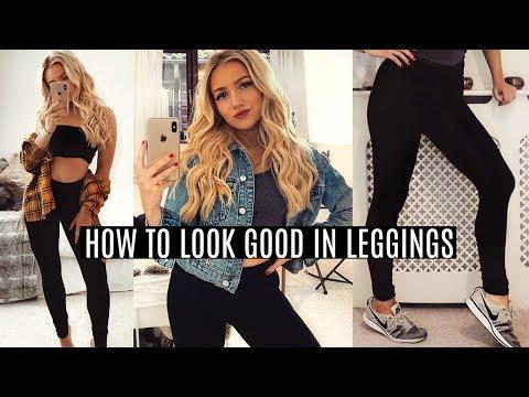 HOW TO LOOK GOOD IN LEGGINGS / YOGA PANTS. https://aourl.me/s/76518n9