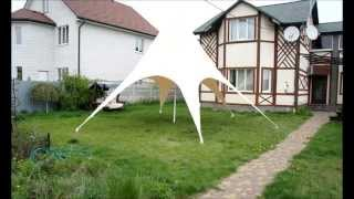 видео Как купить арочные шатер или ангар?