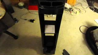 Level Up Alloy Storage Tower Unboxing and Review (PS3 Version)