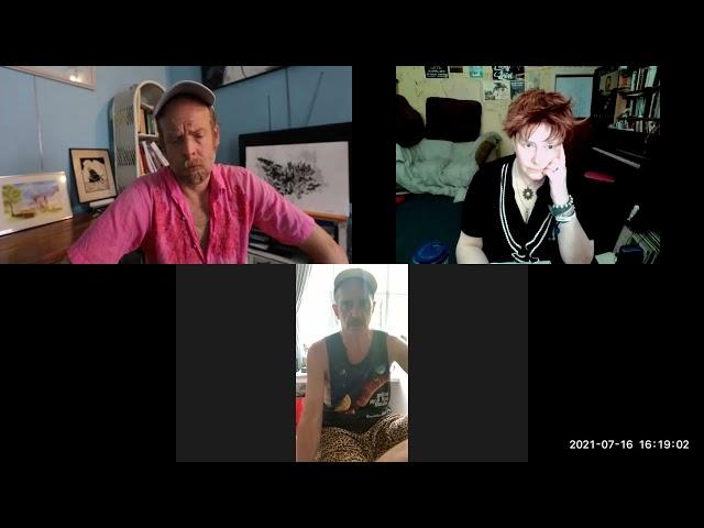 TUSK TV August 2021 - Matt Sweeney & Bonnie Prince Billy